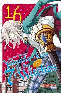 Yamada-kun & the 7 Witches 16 - Klickt hier für die große Abbildung zur Rezension