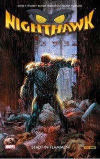Nighthawk: Stadt in Flammen - Klickt hier für die große Abbildung zur Rezension