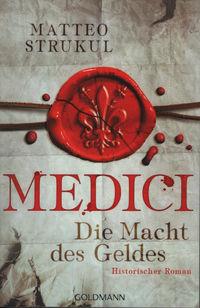 Medici 1: Die Macht des Geldes - Klickt hier für die große Abbildung zur Rezension