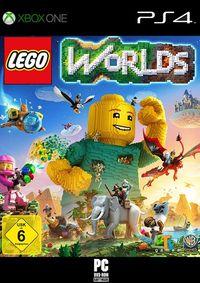 LEGO Worlds - Klickt hier für die große Abbildung zur Rezension
