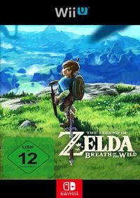 The Legend of Zelda: Breath of the Wild - Klickt hier für die große Abbildung zur Rezension