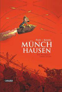 Münchhausen - Klickt hier für die große Abbildung zur Rezension