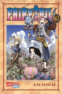Fairy Tail 50 - Klickt hier für die große Abbildung zur Rezension