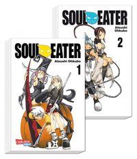 Soul Eater Starterpack - Klickt hier für die große Abbildung zur Rezension