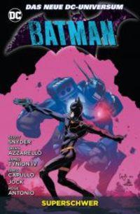 Batman Paperback 8: Superschwer - Klickt hier für die große Abbildung zur Rezension