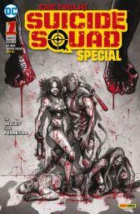 Die neue Suicide Squad Special 1 - Klickt hier für die große Abbildung zur Rezension