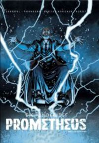 Die Kinder des Prometheus 2: Die Missratenen - Klickt hier für die große Abbildung zur Rezension