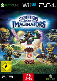 Skylanders Imaginators - Klickt hier für die große Abbildung zur Rezension