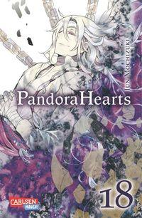 Pandora Hearts 18 - Klickt hier für die große Abbildung zur Rezension