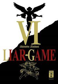 Liar Game 6 - Klickt hier für die große Abbildung zur Rezension
