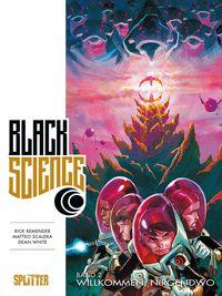 Black Science Band 2: Willkommen, nirgendwo - Klickt hier für die große Abbildung zur Rezension