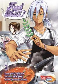Food Wars! - Shokugeki no Soma 7 - Klickt hier für die große Abbildung zur Rezension