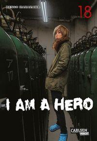 I am a Hero 18 - Klickt hier für die große Abbildung zur Rezension