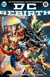 DC Rebirth Special 1 - Klickt hier für die große Abbildung zur Rezension