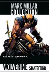 Mark Millar Collection 2: Wolverine - Staatsfeind - Klickt hier für die große Abbildung zur Rezension
