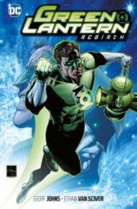 Green Lantern Rebirth - Klickt hier für die große Abbildung zur Rezension