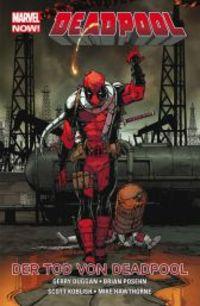 Deadpool 8: Der Tod von Deadpool - Klickt hier für die große Abbildung zur Rezension