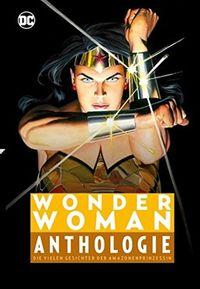 Wonder Woman Anthologie - Klickt hier für die große Abbildung zur Rezension