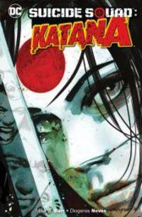 Suicide Squad: Katana - Klickt hier für die große Abbildung zur Rezension