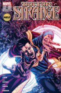 Doctor Strange 2: Die letzten Tage der Magie 1 - Klickt hier für die große Abbildung zur Rezension