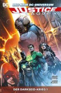 Justice League Paperback 10: Der Darkseid-Krieg 1 - Klickt hier für die große Abbildung zur Rezension