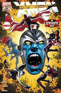 Uncanny X-Men 2 - Klickt hier für die große Abbildung zur Rezension