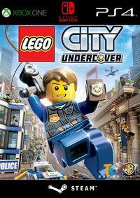 LEGO City Undercover - Klickt hier für die große Abbildung zur Rezension