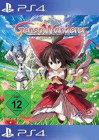 Touhou Genso Wanderer - Klickt hier für die große Abbildung zur Rezension