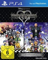 Kingdom Hearts HD 1.5 & 2.5 Remix - Klickt hier für die große Abbildung zur Rezension