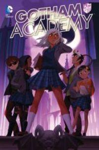 Gotham Academy 3 - Klickt hier für die große Abbildung zur Rezension