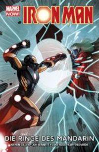 Iron Man Marvel Now Paperback 5: Die Ringe des Mandarin - Klickt hier für die große Abbildung zur Rezension