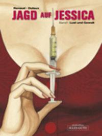 Jagd auf Jessica 1: Lust und Gewalt - Klickt hier für die große Abbildung zur Rezension