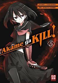 Akame ga KILL! 05 - Klickt hier für die große Abbildung zur Rezension