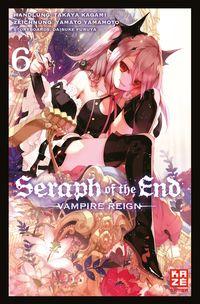 Seraph of the End 06: Vampire Reign - Klickt hier für die große Abbildung zur Rezension
