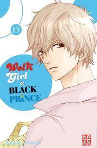 Wolf Girl & Black Prince 13 - Klickt hier für die große Abbildung zur Rezension
