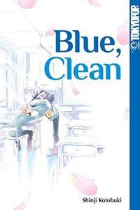 Blue, Clean - Klickt hier für die große Abbildung zur Rezension