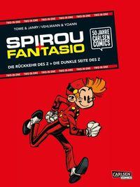 Spirou und Fantasio Two in One - Klickt hier für die große Abbildung zur Rezension