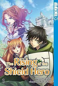 The Rising of the Shield Hero - Klickt hier für die große Abbildung zur Rezension