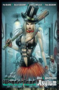 Wonderland 12: Asylum – Blut & Wahnsinn  - Klickt hier für die große Abbildung zur Rezension