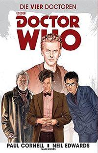 Doctor Who: Die vier Doktoren - Klickt hier für die große Abbildung zur Rezension