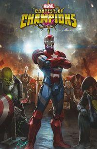 Contest of Champions - Sturm der Superhelden 2 - Klickt hier für die große Abbildung zur Rezension