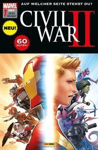 Civil War II 1 - Klickt hier für die große Abbildung zur Rezension