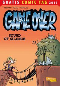 Game Over - Gratis Comic Tag 2017 - Klickt hier für die große Abbildung zur Rezension