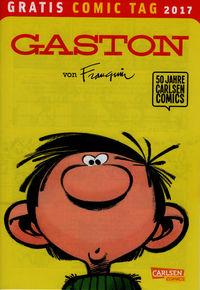 Gaston von Franquin - Gratis Comic Tag 2017 - Klickt hier für die große Abbildung zur Rezension