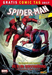 Spider-Man - Gratis Comic Tag 2017 - Klickt hier für die große Abbildung zur Rezension