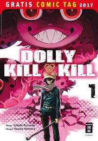 Dolly Kill Kill – Gratis Comic Tag 2017 - Klickt hier für die große Abbildung zur Rezension