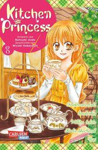 Kitchen Princess 8 - Klickt hier für die große Abbildung zur Rezension