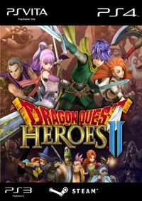 Dragon Quest Heroes 2 - Klickt hier für die große Abbildung zur Rezension