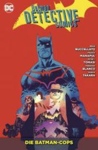 Batman Detective Comics Paperback 8: Die Batman-Cops - Klickt hier für die große Abbildung zur Rezension