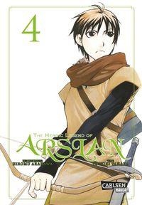 The heroic Legend of Arslan 4 - Klickt hier für die große Abbildung zur Rezension